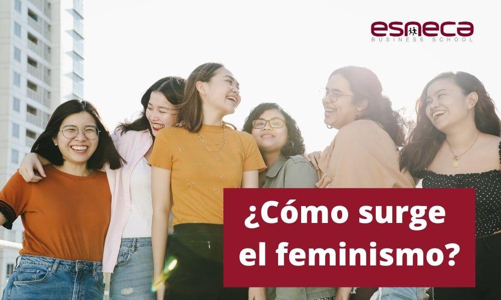¿Cuándo se inicia el movimiento feminista?