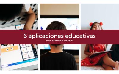 6 aplicaciones educativas ideales para los pequeños
