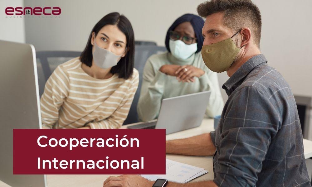¿Cuál es el objetivo principal de la cooperación internacional?