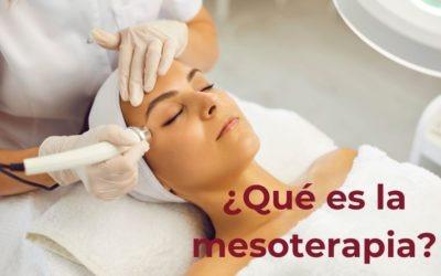¿Qué es y para qué sirve la mesoterapia?
