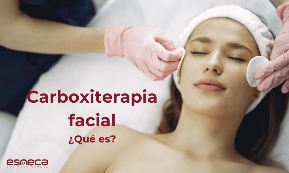 ¿Qué es la carboxiterapia facial?