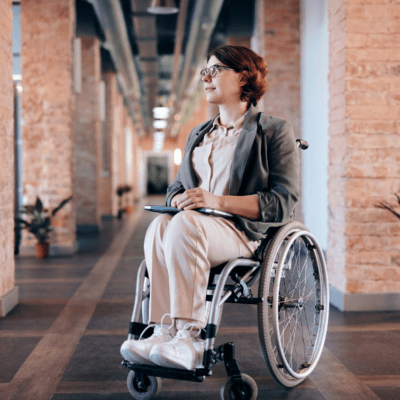 Estudiar Maestría en Inserción Laboral de Personas con Discapacidad