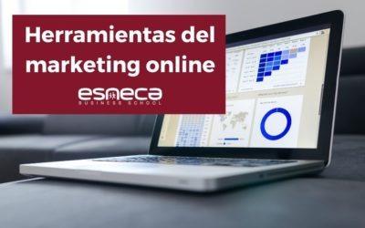 Principales herramientas del marketing online