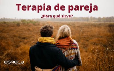 ¿Qué se hace en la terapia de pareja?