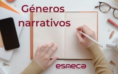 ¿Cuáles son los géneros narrativos?