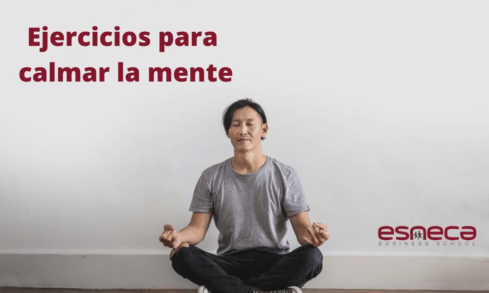 Ejercicios para relajar la mente y el cuerpo