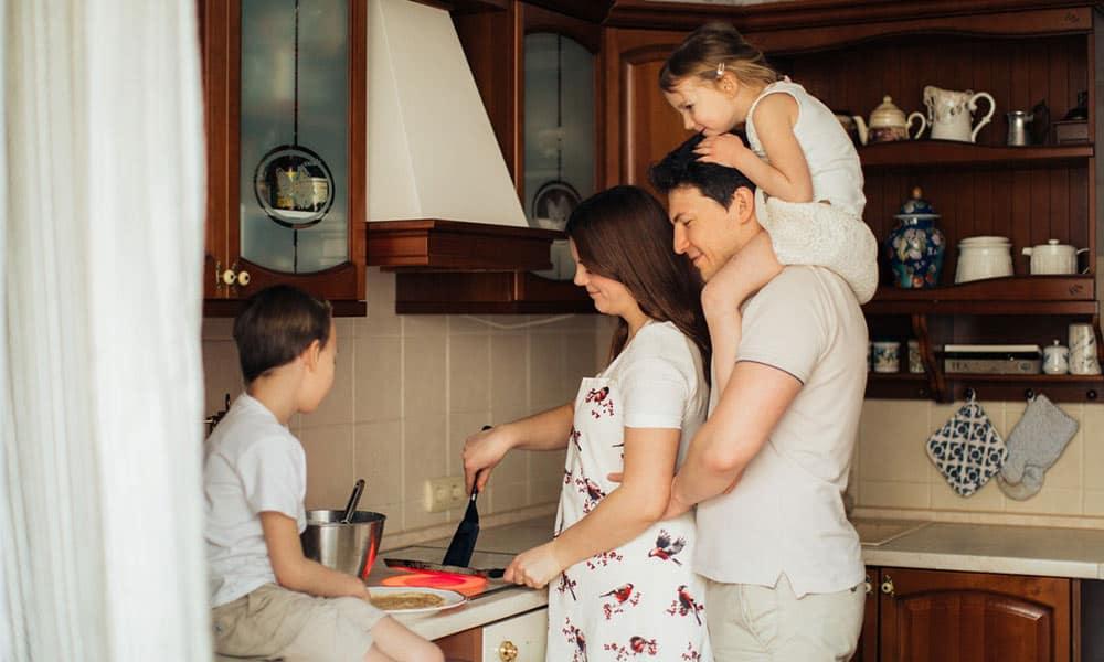 Actividades en familia para divertirse en casa