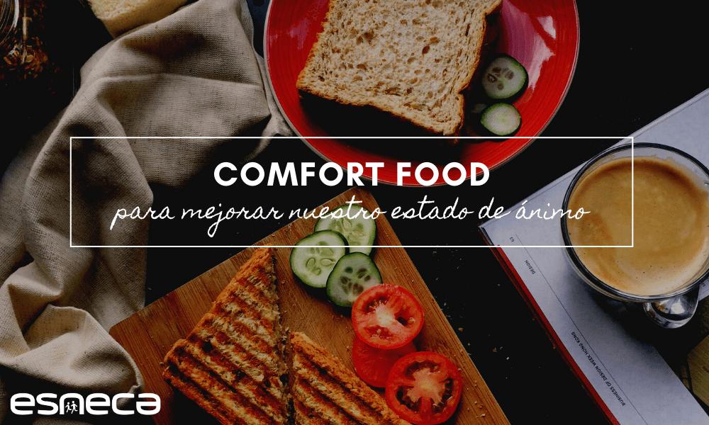Comfort food para mejorar el estado de ánimo