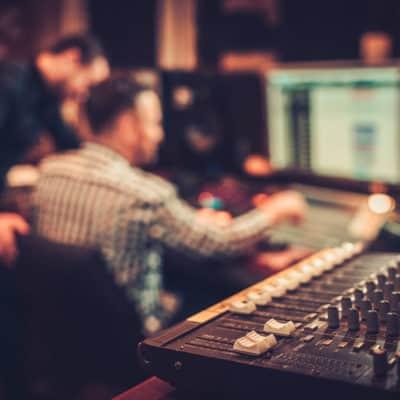 Estudiar Producción Musical