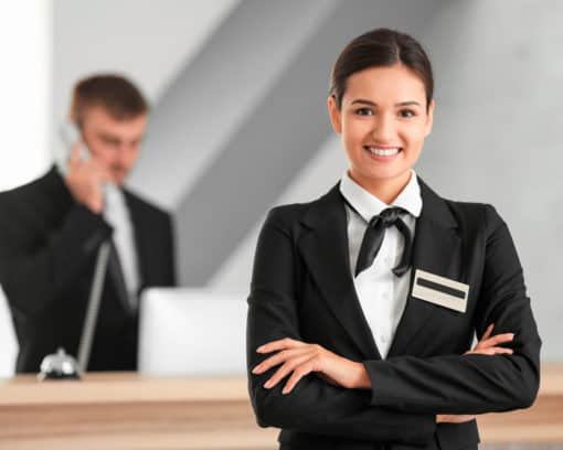 Estudiar formación en recepcionista y Jefe de Recepción