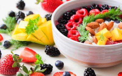 Dietoterapia: trata enfermedades mediante la alimentación