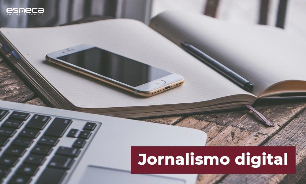 Quais são as características do jornalismo digital?
