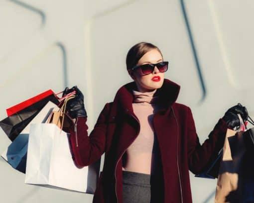 Estudiar maestría en asesoría de imagen y personal shopper