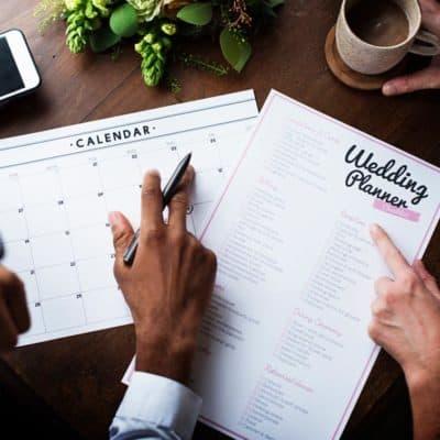 Estudiar organización de eventos y wedding planner