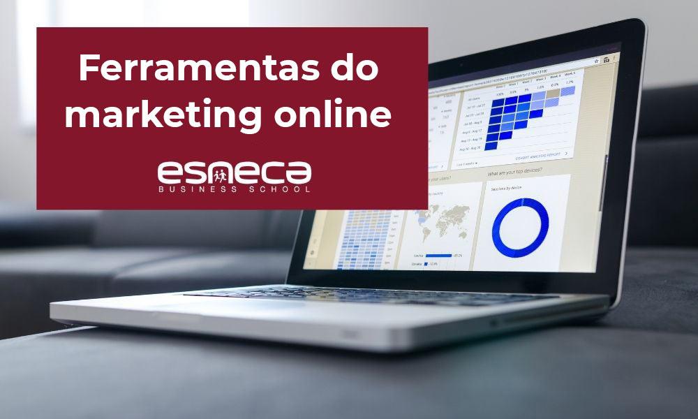 Principais ferramentas do marketing online