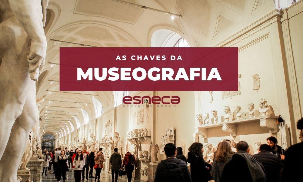 O que é museografia?