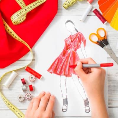 estudiar patronaje, diseño de moda y personal shopper
