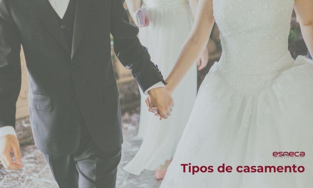 5 tipos de casamento para celebrar com estilo