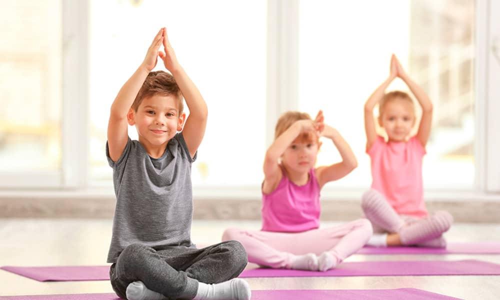 Yoga para niños: conoce todas sus ventajas